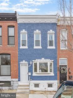 Residential Property for sale in 1833 COVINGTON STREET, Baltimore City, MD, 21230