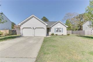 Single Family for sale in 3914 Spring Meadow Crescent, Chesapeake, VA, 23321