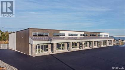 Industrial for rent in 12 Fairway Drive, Hanwell, New Brunswick, E3C0M2