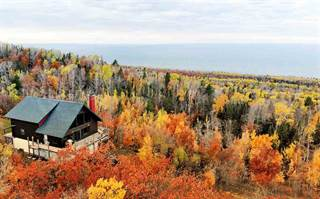Single Family for sale in 13491 Brockway Mountain, Copper Harbor, MI, 49918