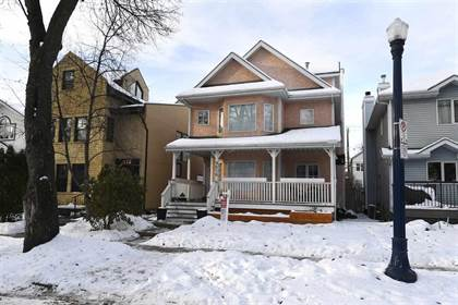 Single Family for sale in 9616 100A ST NW, Edmonton, Alberta, T5K0V8