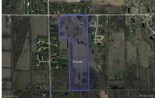 Residential Property for sale in 17000 29 MILE Road, Greater Richmond, MI, 48096