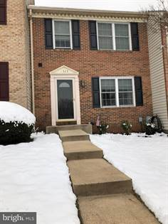 Residential Property for sale in 3323 BETTERTON CIRCLE, Abingdon, MD, 21009