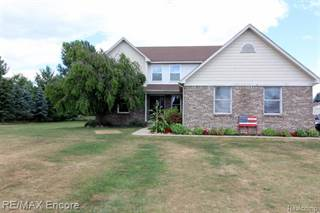 Single Family for sale in 7061 GENERAL SQUIER Road, Almont, MI, 48003