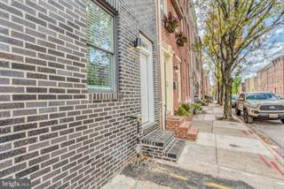 Townhouse for sale in 1401 WILLIAM STREET, Baltimore City, MD, 21230