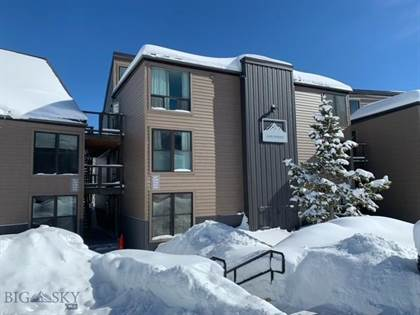 Residential for sale in 21 Sitting Bull Road 1333, Big Sky, MT, 59716