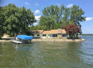 Single Family for sale in 1435 Lane 280 Hamilton Lk, Hamilton, IN, 46742