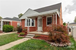 Residential Property for sale in 1495 13th Street, Wyandotte, MI, 48192