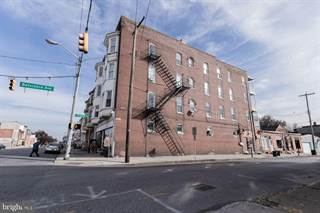 Comm/Ind for sale in 668 W MARKET ST STREET W, York, PA, 17401