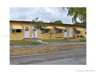 Multi-family Home for sale in 6150 Cleveland St, Hollywood, FL, 33024