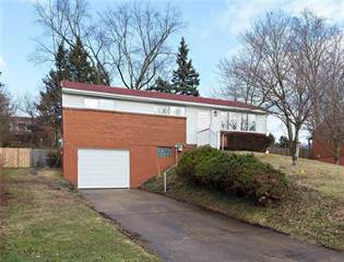 Single Family for sale in 644 Snowball Rd, Monroeville, PA, 15146