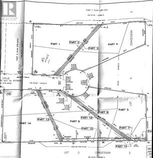 Vacant Land for sale in 0 REHILL Drive Unit# Lot 5, Kawartha Lakes, Ontario