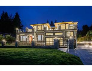 Single Family for sale in 991 CROSS CREEK ROAD, West Vancouver, British Columbia, V7S2S6