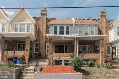 Residential Property for sale in 6536 N SMEDLEY STREET, Philadelphia, PA, 19126