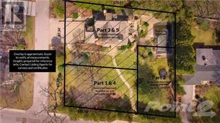 Land for sale in 135 WATSON (PART 2) AVE, Oakville, Ontario