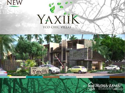 Villas yaxiik tulum quintana roo point2 homes for Villas quintana roo