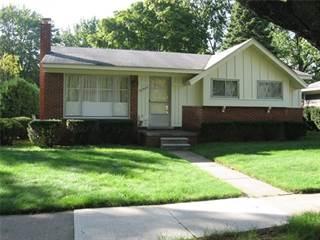 Single Family for sale in 20905 LAURELWOOD Street, Farmington, MI, 48336