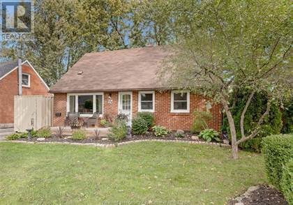 Single Family for sale in 1154 REEDMERE, Windsor, Ontario, N8S2M3