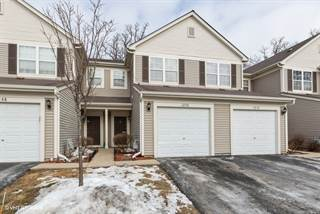 Townhouse for sale in 1270 Brookdale Drive, Carpentersville, IL, 60110