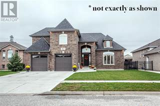 Single Family for sale in 926 CHATEAU, Windsor, Ontario