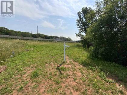 Vacant Land for sale in McArthur Drive Lot 124, Sherwood, Prince Edward Island, C1A6N2