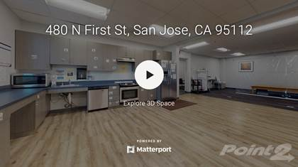 Office Space for sale in 480 N 1st St, San Jose, CA, 95112