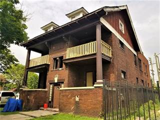 Multi-family Home for sale in 3610 CANTON Street, Detroit, MI, 48207