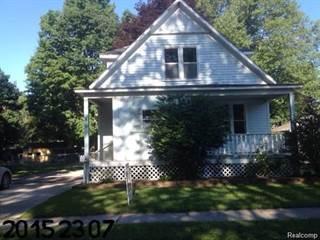 Single Family for sale in 10 CENTER, Croswell, MI, 48422