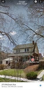 Apartment for rent in 273 Mcewan Avenue, Windsor, Ontario, N9B 2E3