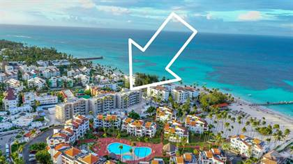 Condominium for sale in Ocean View Condo For Sale |1 Bdr | @ Los Corales, Bavaro, Punta Cana, Dominican Republic, Bavaro, La Altagracia