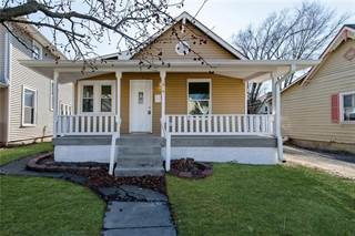 Single Family for sale in 1515 East Ohio Street, Indianapolis, IN, 46201