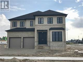 Single Family for sale in 1351 SILVERFOX DRIVE, London, Ontario, N6G5B6