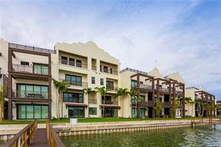 Townhouse for sale in 188 BRIGHTWATER DRIVE 1, Clearwater Beach, FL, 33767