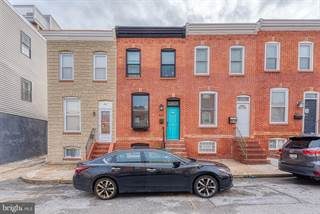 Townhouse for sale in 503 S BOULDIN STREET, Baltimore City, MD, 21224