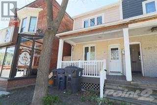 Single Family for rent in Upper - 1481 QUEEN Street East Upper, Toronto, Ontario