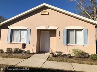 Condo for sale in 8177 Sturbridge Court, North Weeki Wachee, FL, 34613