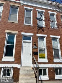 Residential Property for sale in 430 WHITRIDGE AVENUE, Baltimore City, MD, 21218