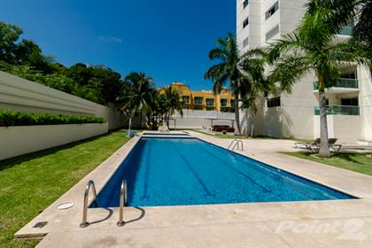 Condominium for rent in Departamento en renta en Torre Bonampak SM 8, Cancun, Quintana Roo