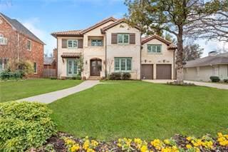 Single Family for sale in 6612 Stichter Avenue, Dallas, TX, 75230