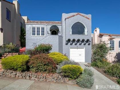 Residential Property for sale in 360 Hazelwood Avenue, San Francisco, CA, 94127