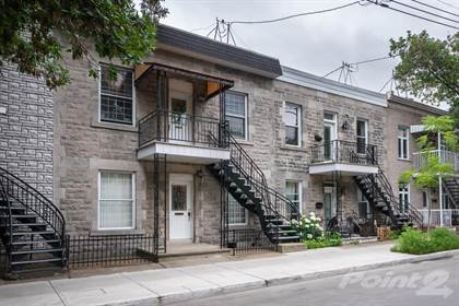 Residential Property for sale in 4592-4594 Rue Chambord H2J 3M7, Montreal, Quebec