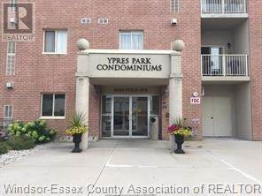 Condo for sale in 4500 YPRES Unit 306, Windsor, Ontario, N8W5X3