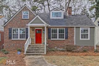 Single Family for sale in 1277 Boulevard Lorraine, Atlanta, GA, 30311