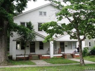 Multi-Family for sale in 1015 Main Street W, Elizabeth City, NC, 27909