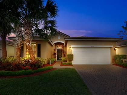 Residential Property for sale in 9781 SW Glenbrook Drive, Port St. Lucie, FL, 34987