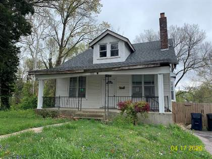 Residential Property for sale in 7530 Milan Avenue, University City, MO, 63130