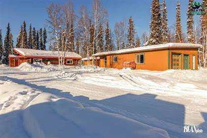 Multifamily for sale in 1193 GRUNION LANE, Fairbanks, AK, 99709