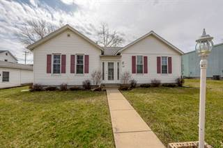 Single Family for sale in 107 East Columbia Street, Danvers, IL, 61732