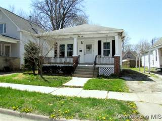 Single Family for sale in 405 S Park, Springfield, IL, 62704