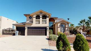 Residential Property for sale in 1370 Whirlaway Drive, El Paso, TX, 79936